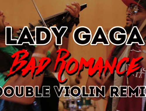 """Bad Romance"" – EPIC Double Violin Battle"