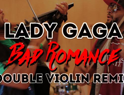 """""""Bad Romance"""" – EPIC Double Violin Battle"""