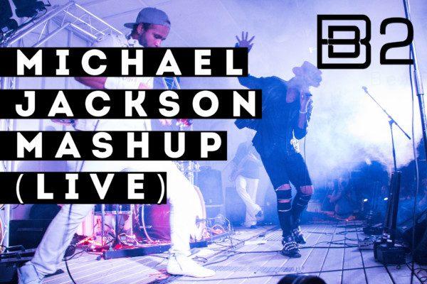 Michael Jackson Live Mashup