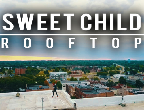 """Sweet Child"" Rooftop @ Sunrise"