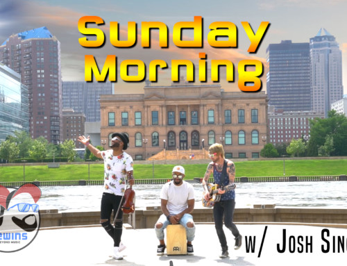 """Sunday Morning"" Acoustic Cover ft Joshua Sinclair"