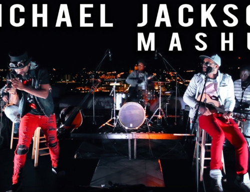 "On Top of the World: ""Michael Jackson Mashup"" (Part 4 )"
