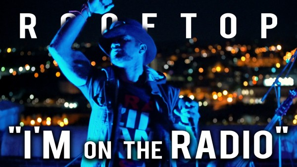B2wins rooftop concert im on the radio single original