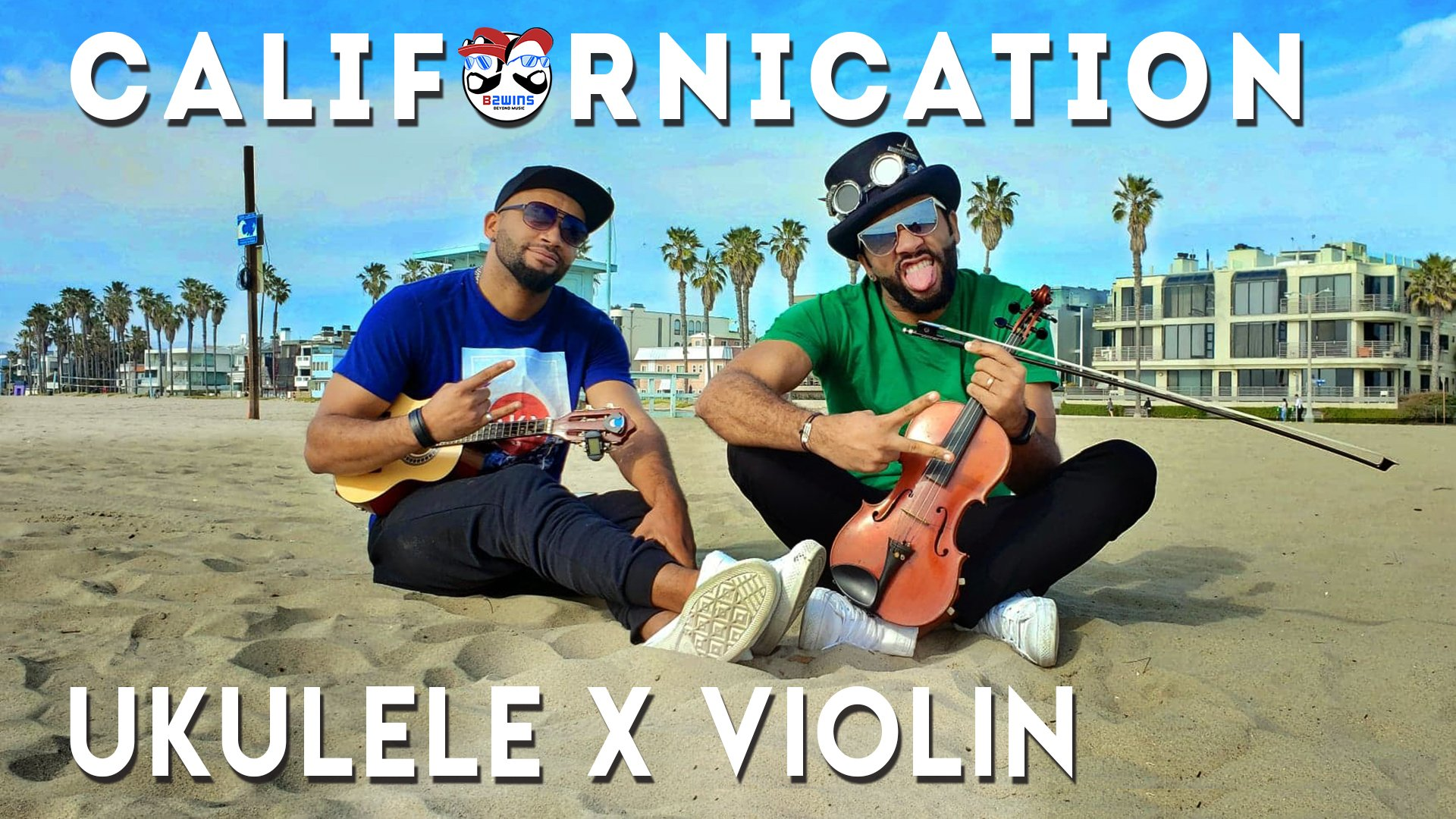 Californication Violin Ukulele Acoustic Cover