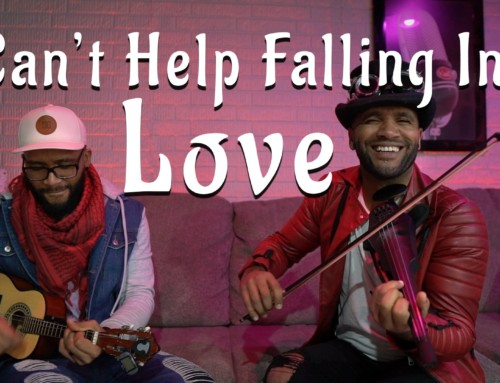 """Can't Help Falling in Love"" Valentine's Day Cover"