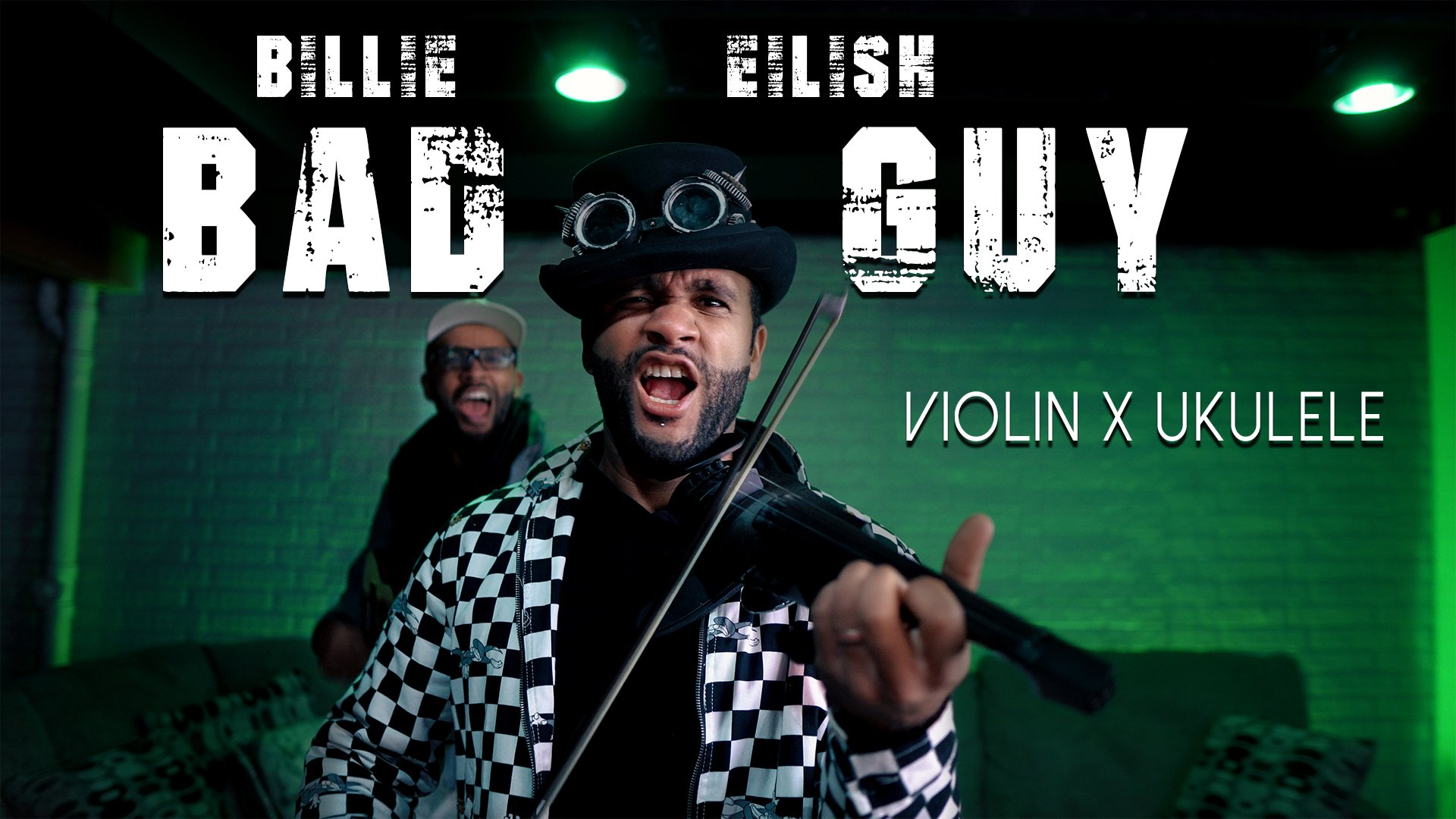 bad guy cover billie eilish b2wins violin ukulele