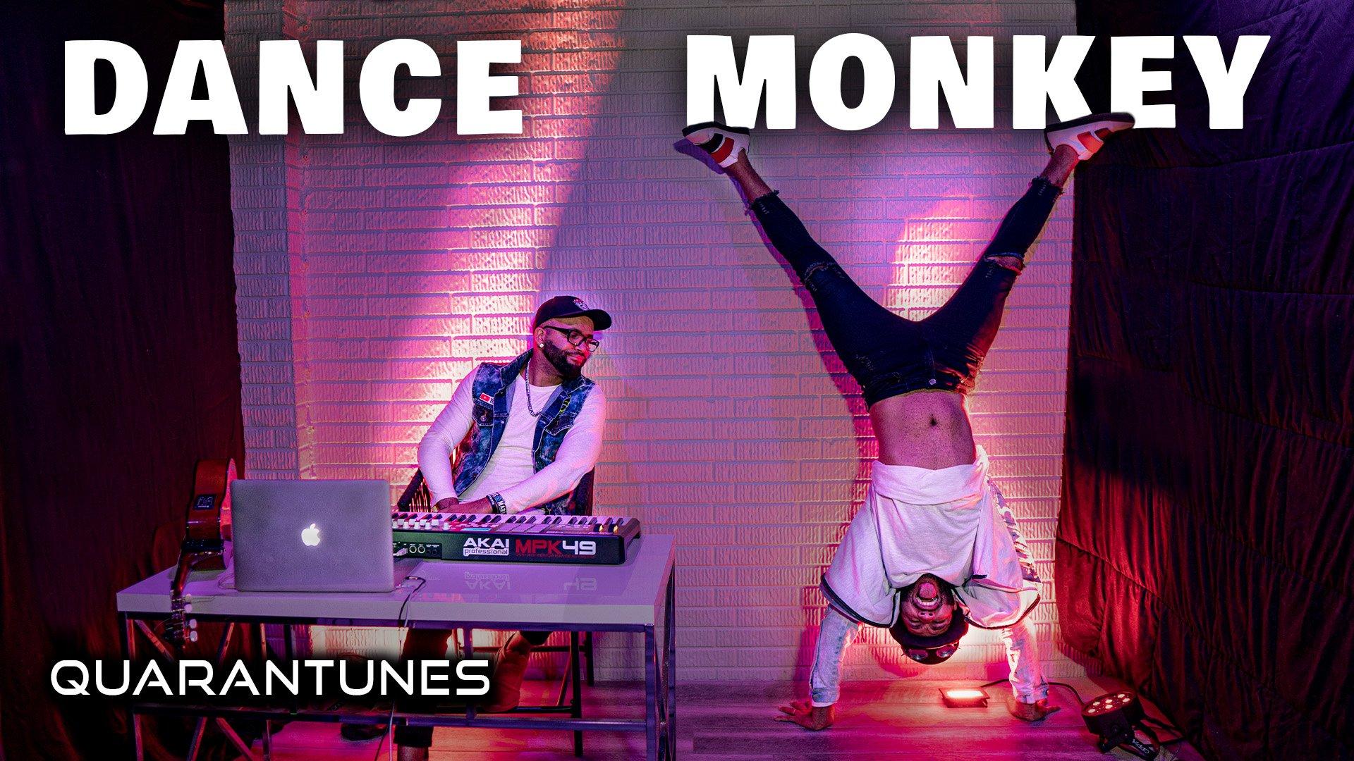 dance monkey tones and I violin keys ukulele cover b2wins