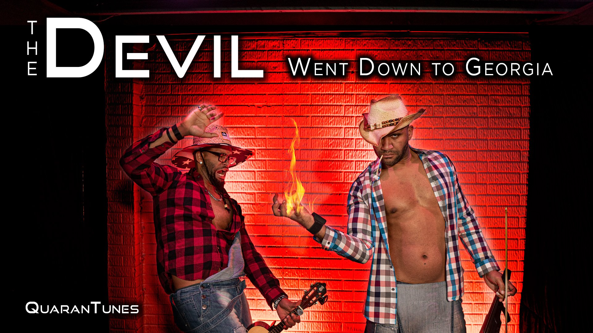 """Devil Went Down to Georgia"" HOT!"